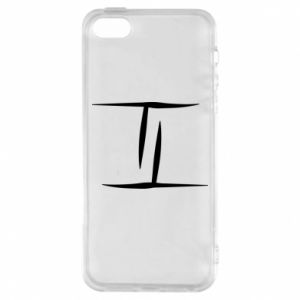 Phone case for iPhone 5/5S/SE Twins