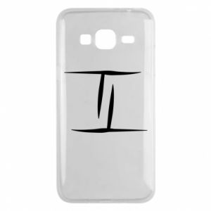 Phone case for Samsung J3 2016 Twins