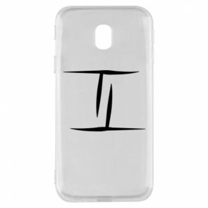 Phone case for Samsung J3 2017 Twins