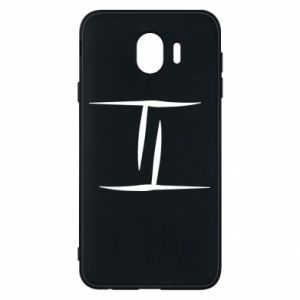 Phone case for Samsung J4 Twins