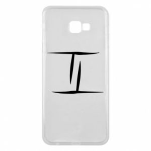 Phone case for Samsung J4 Plus 2018 Twins