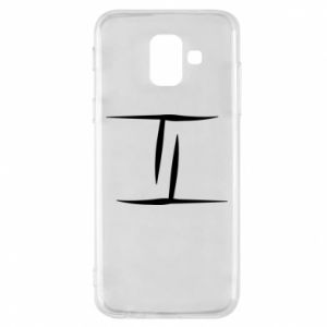 Phone case for Samsung A6 2018 Twins