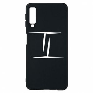 Phone case for Samsung A7 2018 Twins