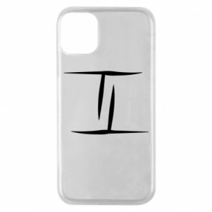 Phone case for iPhone 11 Pro Twins