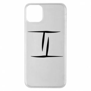 Phone case for iPhone 11 Pro Max Twins