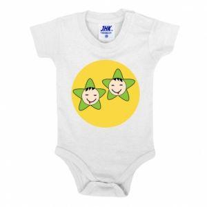 Body dla dzieci Niemowlęta Twins - PrintSalon