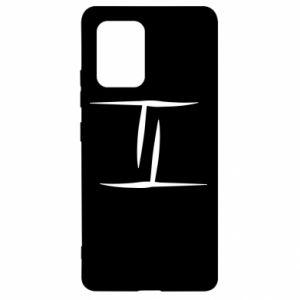 Etui na Samsung S10 Lite Bliźnięta