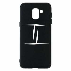 Phone case for Samsung J6 Twins