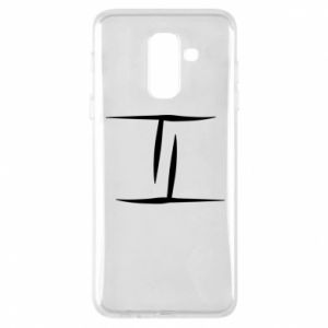 Phone case for Samsung A6+ 2018 Twins