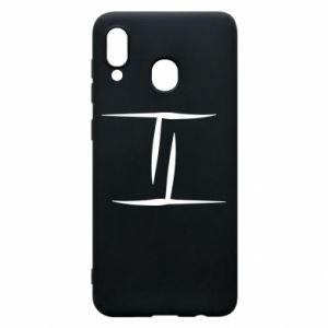 Phone case for Samsung A20 Twins