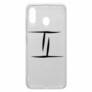 Phone case for Samsung A30 Twins