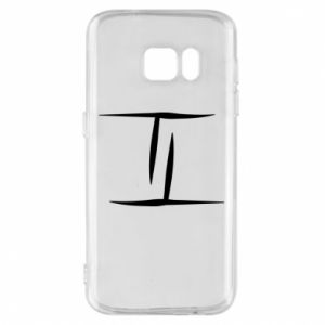 Phone case for Samsung S7 Twins