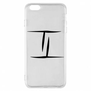 Phone case for iPhone 6 Plus/6S Plus Twins