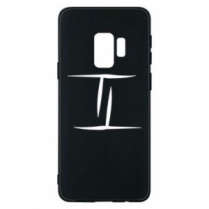 Etui na Samsung S9 Bliźnięta