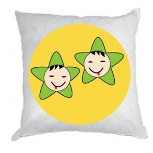 Pillow Baby Twins