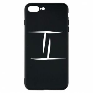 Phone case for iPhone 7 Plus Twins