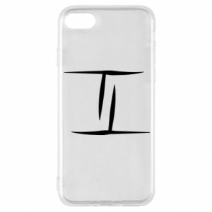 Phone case for iPhone 8 Twins