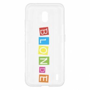 Etui na Nokia 2.2 Blonde