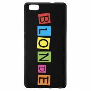 Etui na Huawei P 8 Lite Blonde