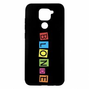 Etui na Xiaomi Redmi Note 9/Redmi 10X Blonde