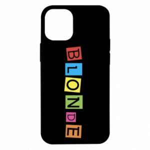 Etui na iPhone 12 Mini Blonde