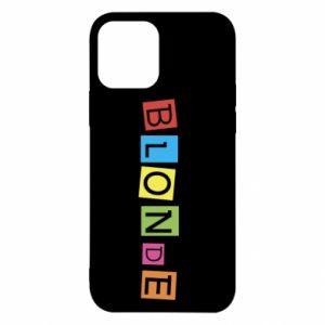 Etui na iPhone 12/12 Pro Blonde