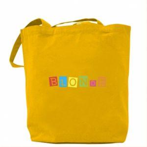 Bag Blonde