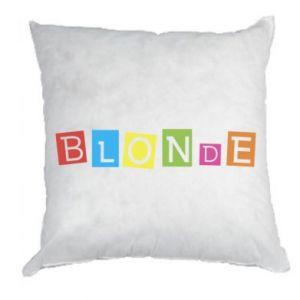 Poduszka Blonde