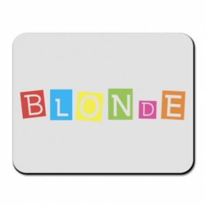 Mouse pad Blonde
