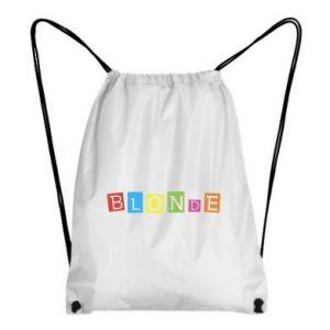 Backpack-bag Blonde