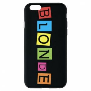 Phone case for iPhone 6/6S Blonde