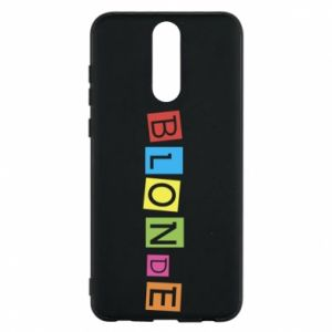 Phone case for Huawei Mate 10 Lite Blonde