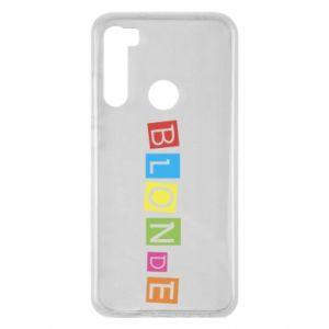 Etui na Xiaomi Redmi Note 8 Blonde