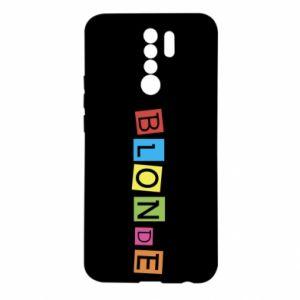 Etui na Xiaomi Redmi 9 Blonde