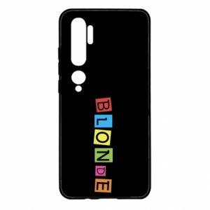 Etui na Xiaomi Mi Note 10 Blonde