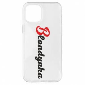 Etui na iPhone 12 Pro Max Blondynka