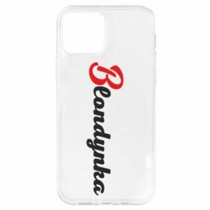 Etui na iPhone 12/12 Pro Blondynka