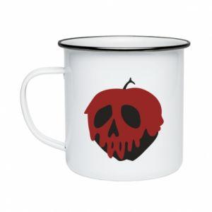 Kubek emaliowane Bloody apple