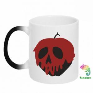 Kubek-kameleon Bloody apple