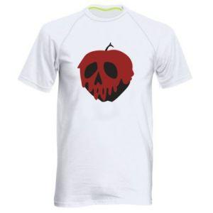 Męska koszulka sportowa Bloody apple