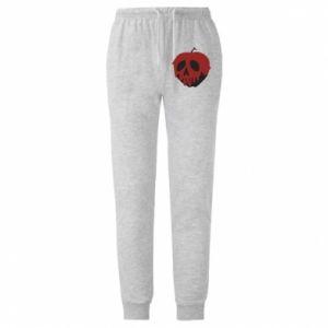 Męskie spodnie lekkie Bloody apple