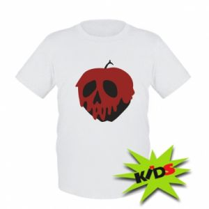 Kids T-shirt Bloody apple