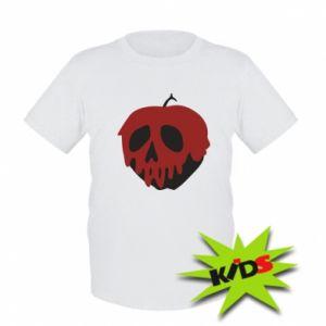 Dziecięcy T-shirt Bloody apple