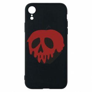 Etui na iPhone XR Bloody apple