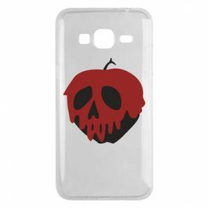 Etui na Samsung J3 2016 Bloody apple