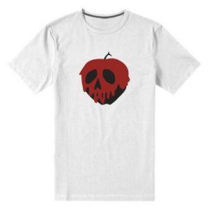 Męska premium koszulka Bloody apple