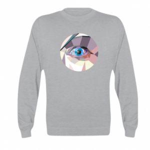 Bluza dziecięca Blue eye