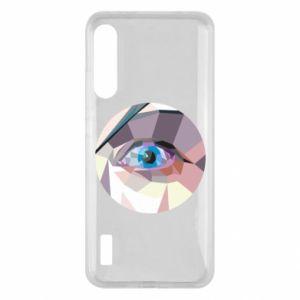 Etui na Xiaomi Mi A3 Blue eye