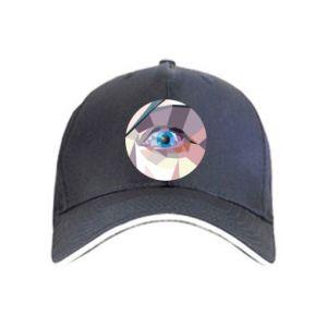Cap Blue eye - PrintSalon