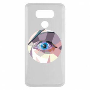 Etui na LG G6 Blue eye